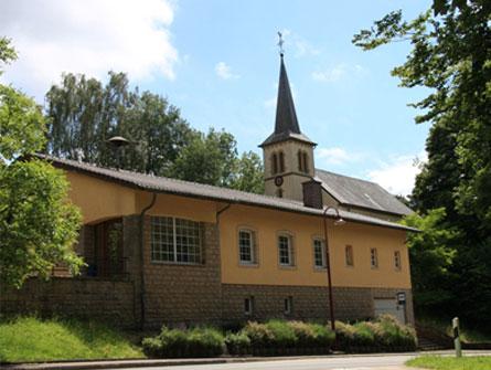 Veräinsbau / Salle de fêtes - Scheidgen
