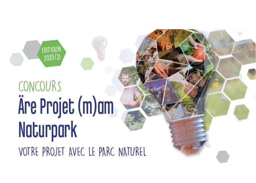 Concours: Äre Projet (m)am Naturpark