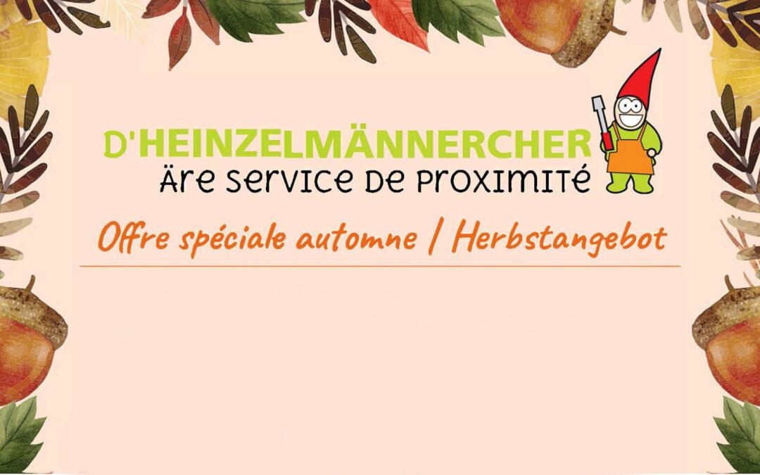 Heinzelmännercher – Service de Proximité