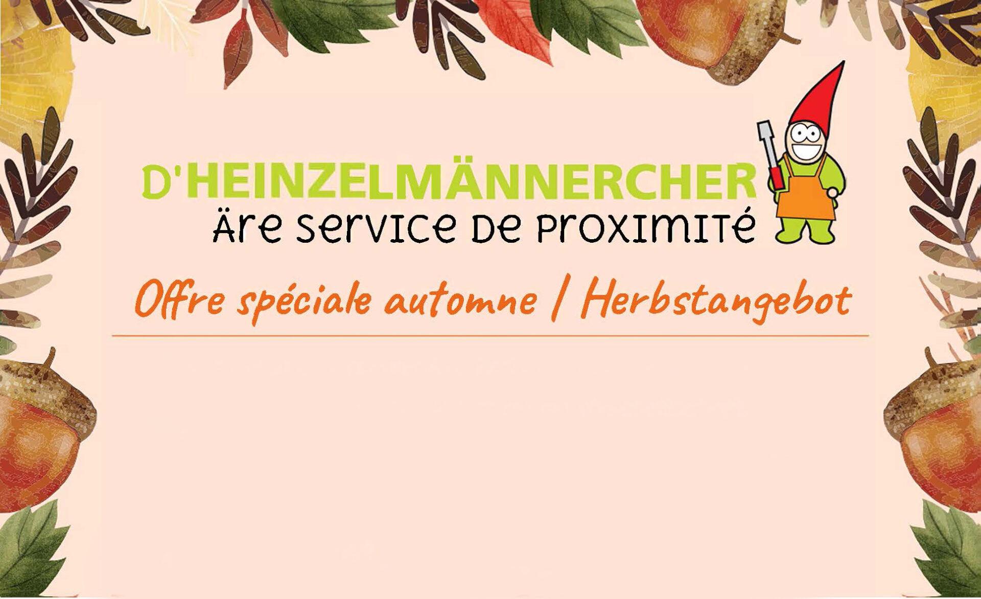 Heinzelmännercher - Service de Proximité